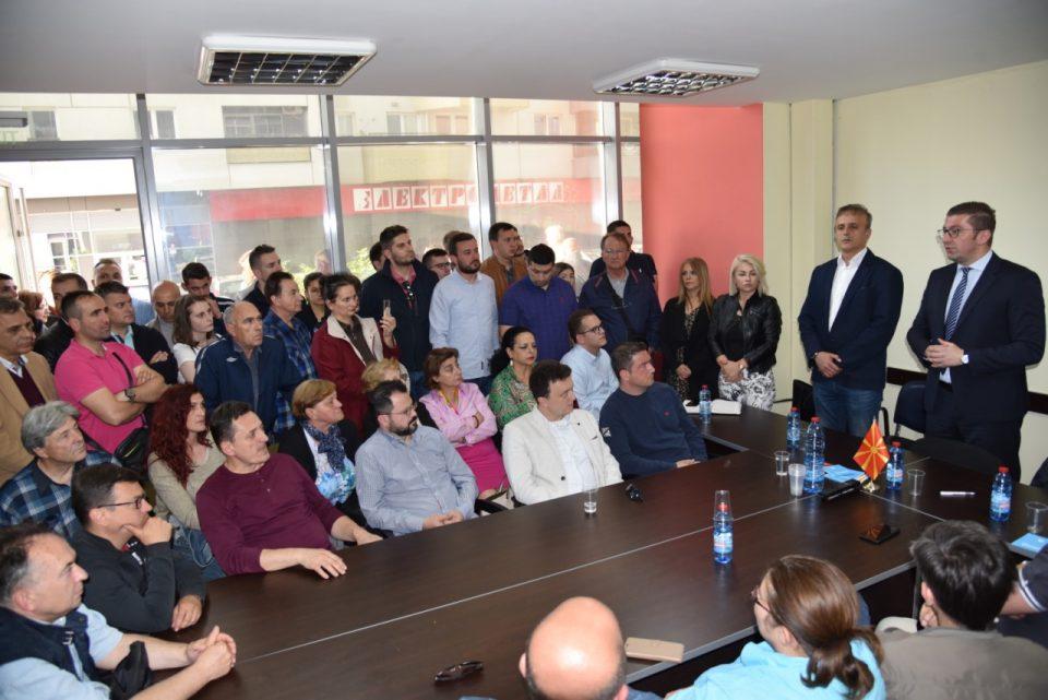 Мицкоски: Власта ги измами граѓаните за поевтино парно, ВМРО-ДПМНЕ ќе предложи намалување на цената