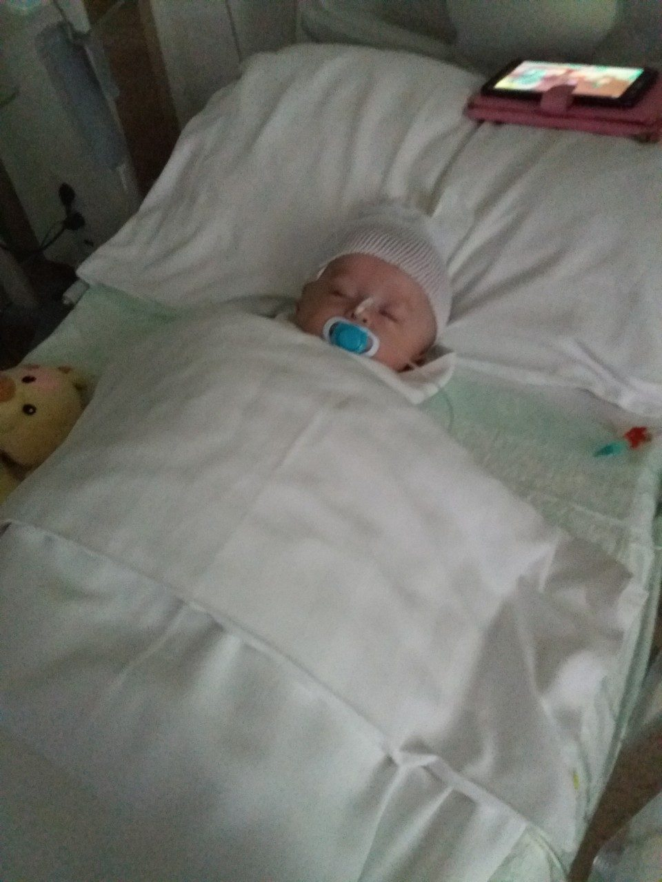 Бигорски Манастир со апел: Да му помогнеме на малиот Лео