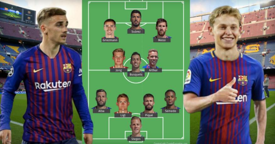 Барселона следната сезона ќе има тим кој ќе доминира во европскиот фудбал!