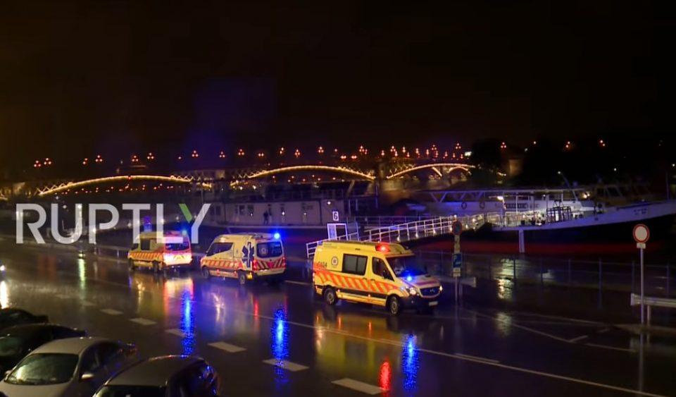 Трагедија во центарот на Будимпешта: Седум мртви, над 20 исчезнати (ВИДЕО)