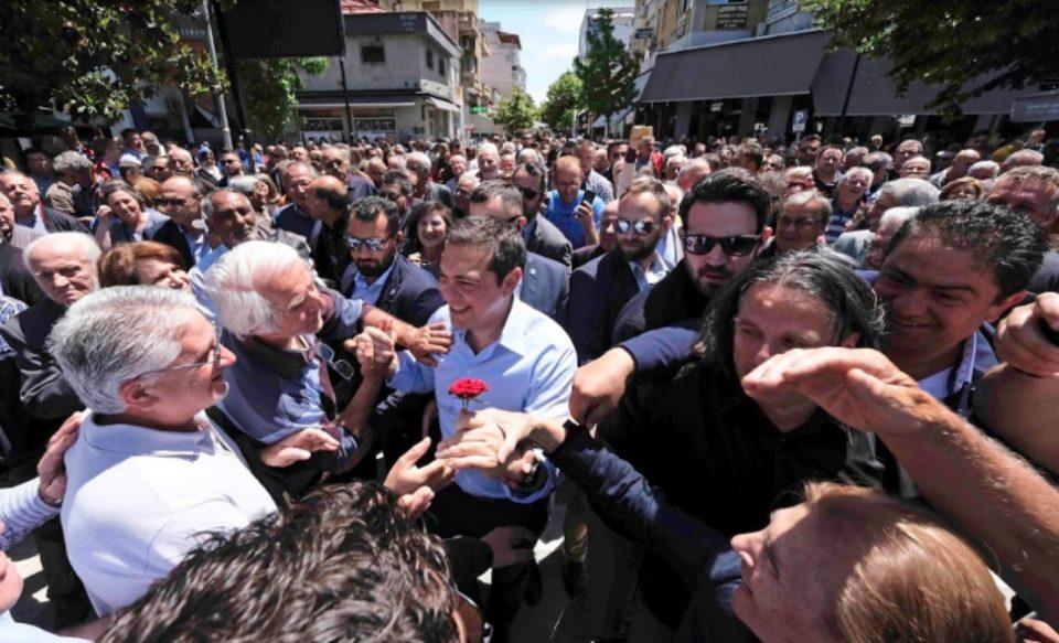 Ципрас со автобус полн со кеш купува гласови за европските избори
