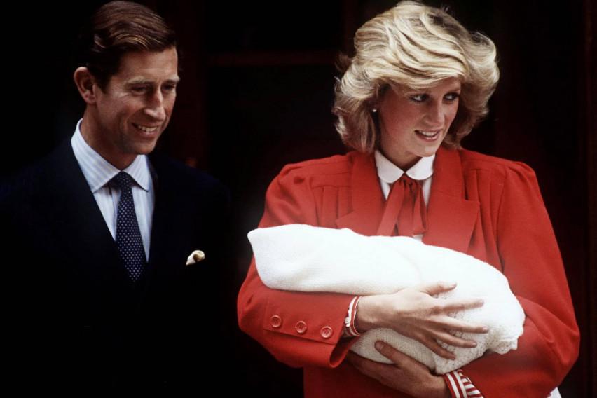 Кога Дајана го родила Хари, овие зборови на принцот Чарлс  го скршиле нејзиното срце