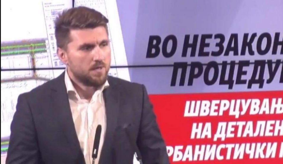 Митески ги објави резултатите од општина Аеродром: Покажавте и докажавте дека сте за правда за Македонија