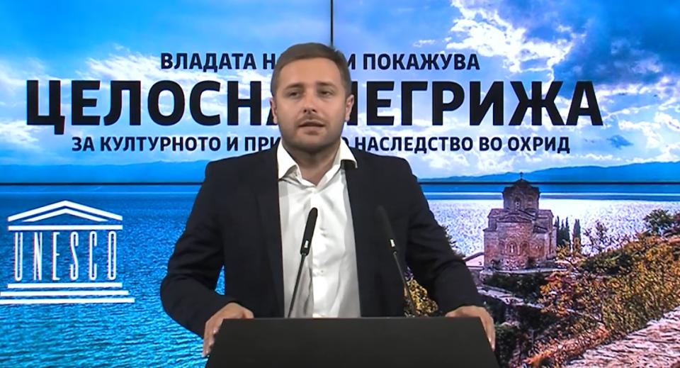 Арсовски: Тоа на кое сите ние се гордееме, Заев го уништи само заради бизнис и партиските интереси