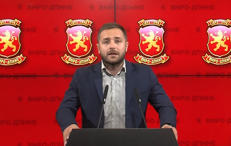 Арсовски: Единствена успешна метла која може да исчисти е таа која што ќе го зафати прво Зоран Заев, а потоа и целата криминална багра околу него