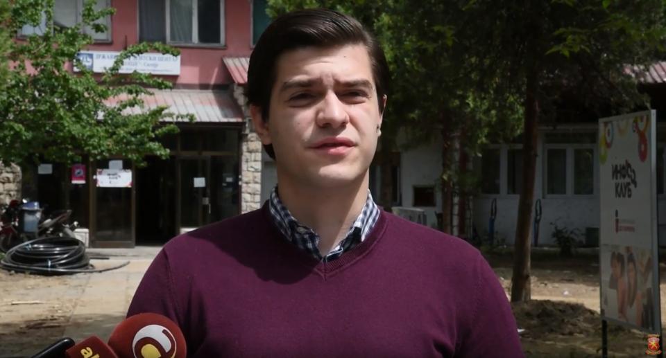 Ѓорѓиев: Какви се условите во студентските домови, не е ни чудно што младите си одат од Македонија