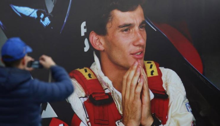 Пред 25 години, Формула 1 го загуби Аиртон Сена