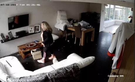 Забележала дека ѝ исчезнувале пари од домот: Поставила скриена камера и го фатила разбојникот