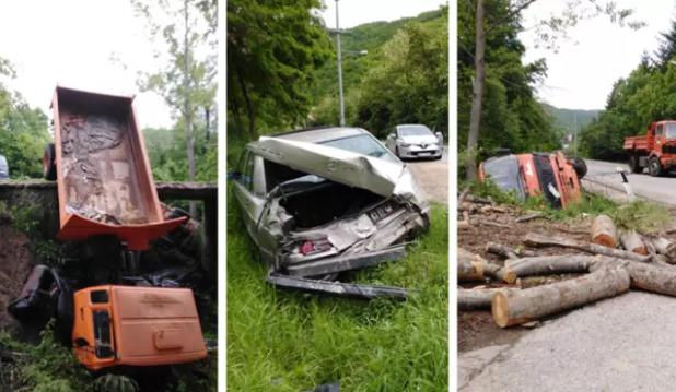 ФОТО: Тепаа локално население, кршеа, апсеа, епилогот од хаосот на косовските специјалци