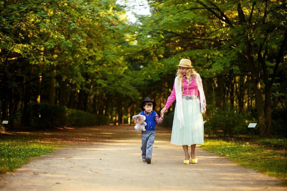Децата кои минуваат повеќе време во природа стануваат здрави и среќни возрасни личности