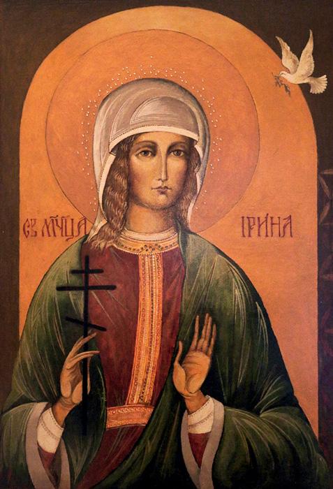 Ја славиме Св. великомаченичка Ирина – ова никако не смеете да го правите денеска