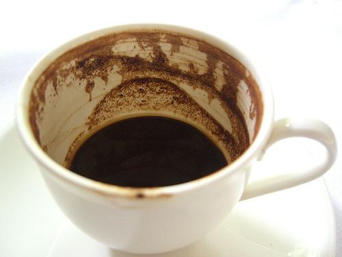 Гледање на кафе: Што значат бројките?