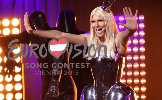 Сите чекаа да го покаже вистинското лице: Карлеуша не се воздржа удри по Евровизија, а особено по оваа претставничка (ФОТО)