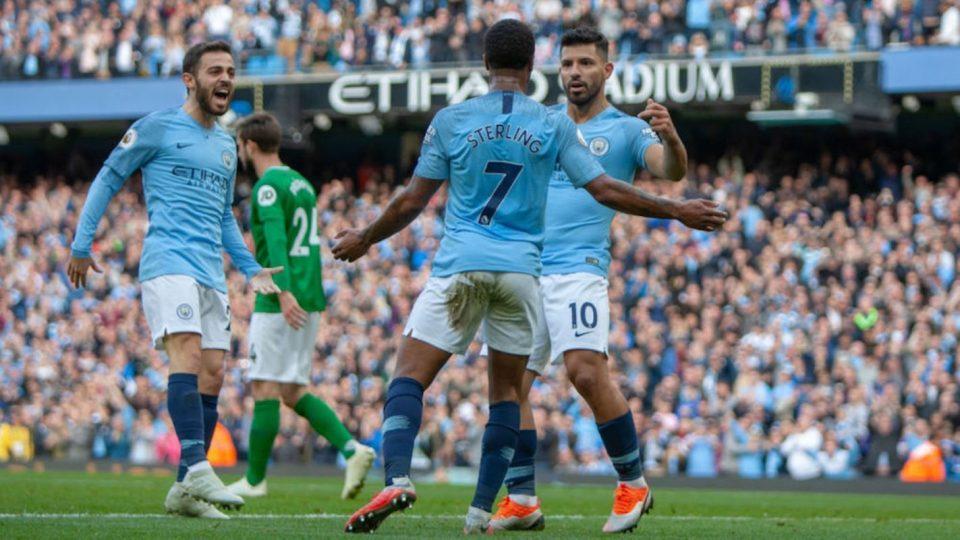 Манчестер Сити ја одбрани титулата во Премиер лигата
