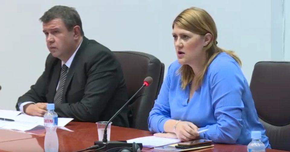 Пратениците на ВМРО-ДПМНЕ бараа да се гласа за промена на Павле Богоевски