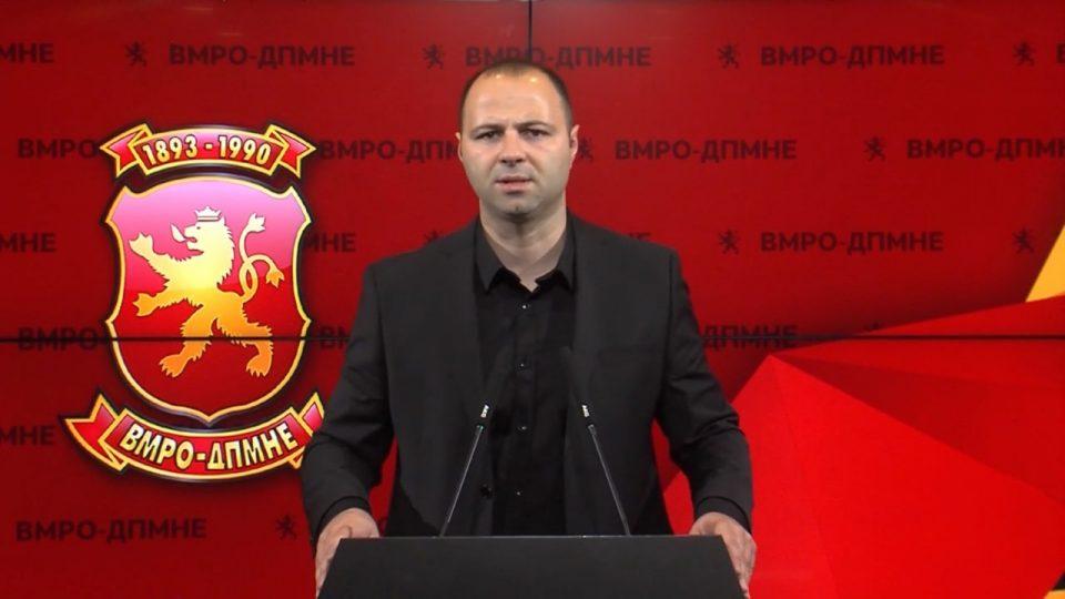 Мисајловски: Заев спроведува внатрепартиска чистка и се обезбедува за во опозиција