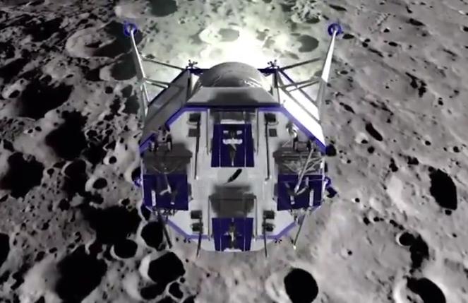 Џеф Безос забрзано се подготвува за на Месечината (ВИДЕО)
