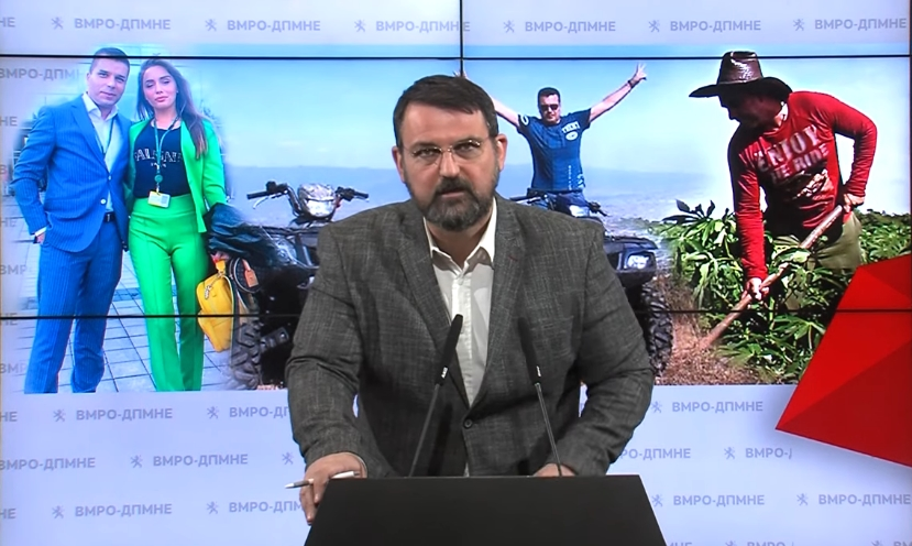 """""""Николовски се слика со старлети, Заев се вози со мотори по планини, а оризопроизводителите немаат вода за да ја почнат својата сеидба"""""""