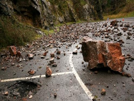 Одрони на патот Делчево – Македонска Каменица