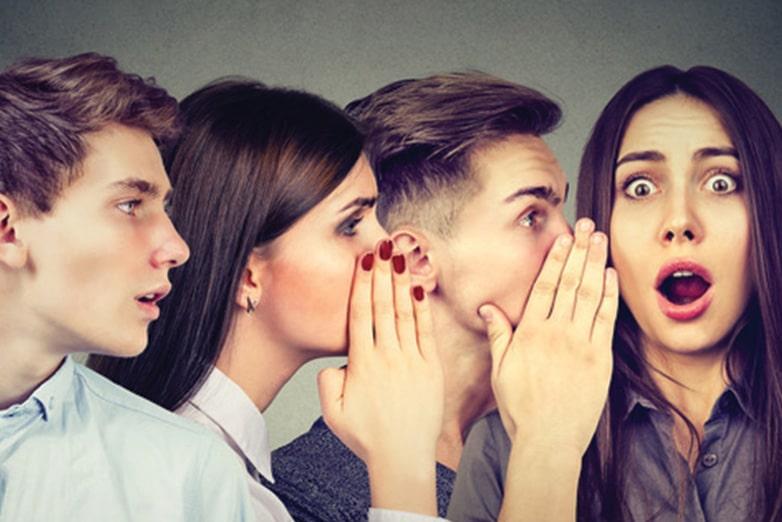 Држете се подалеку од луѓето кои озборуваат- ако зборуваат со вас, ќе зборуваат и за вас