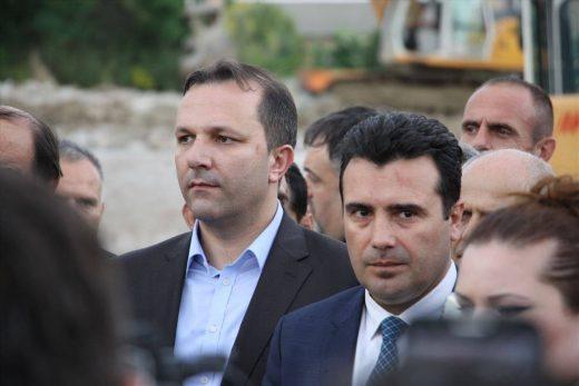 ВМРО-ДПМНЕ: СДСМ и Спасовски докажаа дека не се способни да ги одржуваат редот, мирот и безбедноста во државата