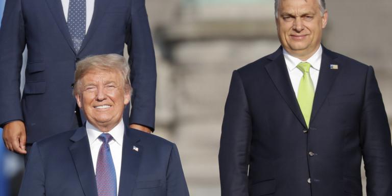 Разговори во Белата куќа – ветер во едрата на Орбан пред европските избори
