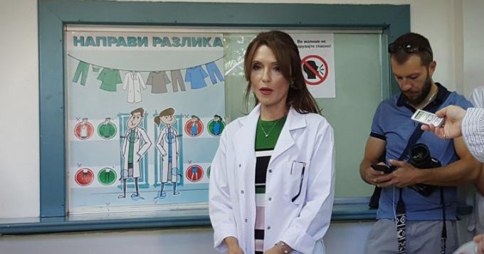 Антикорупциска поднесе прекршочна против Ирина Пановска
