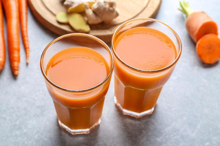 Моќен сок за имунитет и слабеење: Исфрла од телото се' што штети