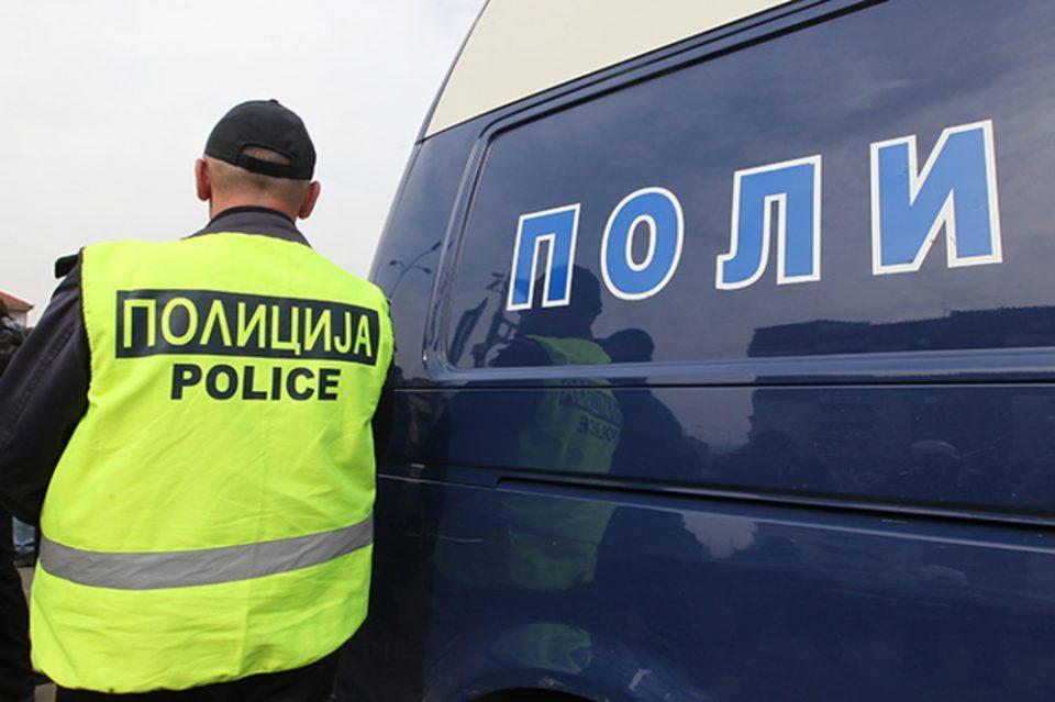 Со Кавасаки  со бугарски регистарски таблички удрил во двајца пешаци во Неготино