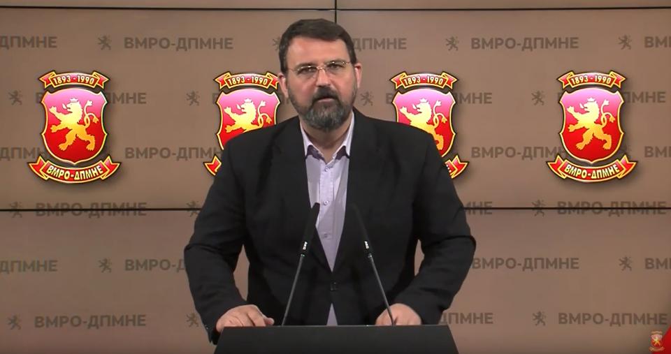 Стоилковски: Мафијата во Македонија си доби држава