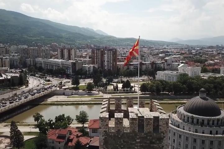 """Промотивно видео за книгата """"Македонија искон и вечност"""" од Македонски манифест"""