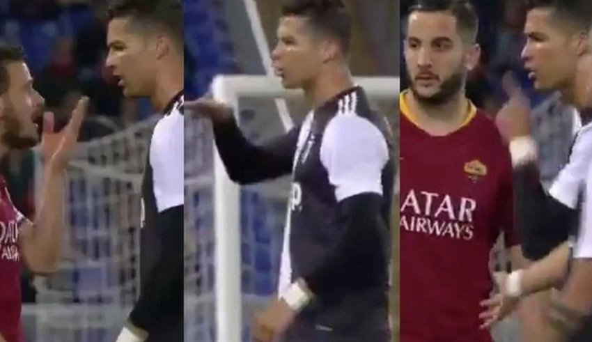 Вакви работи не му се потребни: Роналдо го понижуваше Флоренци поради неговиот изглед, па тој реши да се пресмета со Кристијано (ВИДЕО)