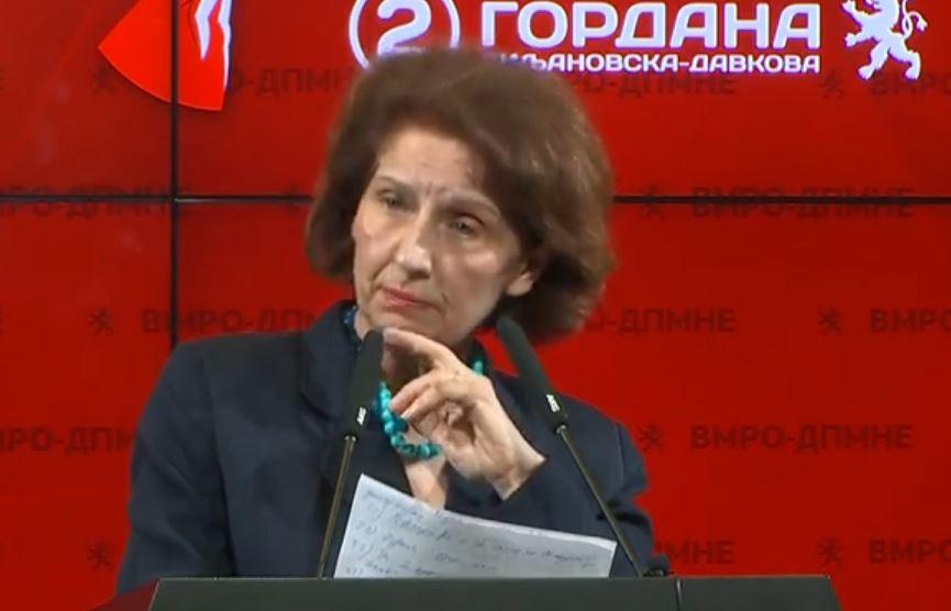 Силјановска: Никој нема право да не обезнародува, обезличува и обезименува