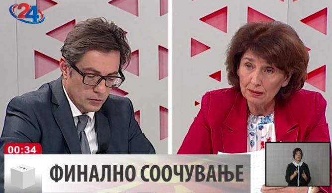 Силјановска: Имаме министри кои не одат на работа, тоа ни се одрази на државата