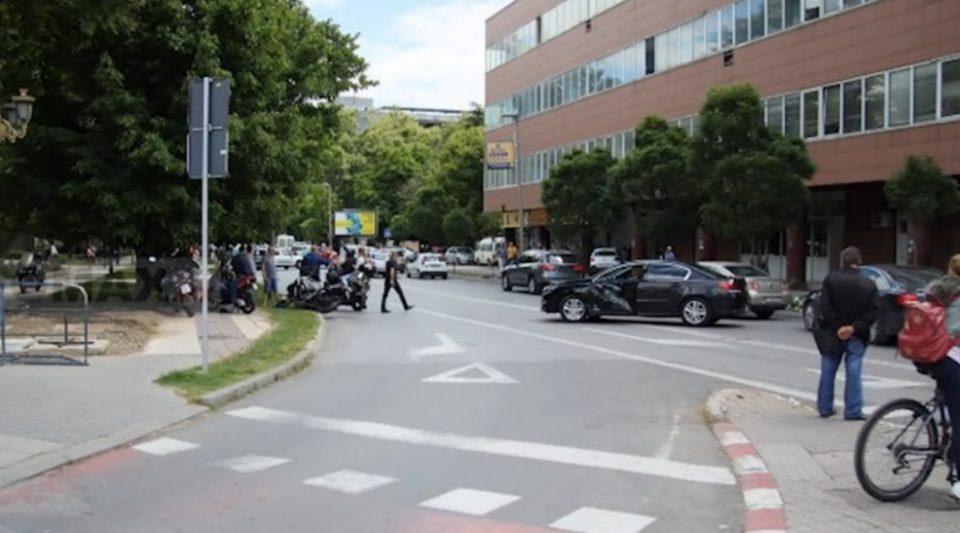 Детали за сообраќајката во која учествуваше заменик-министерот Лазовски