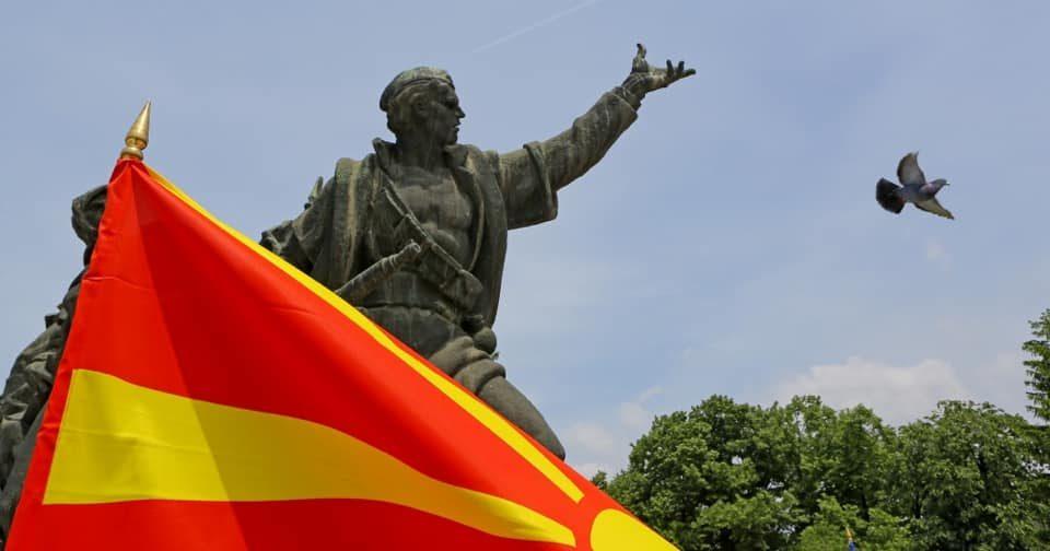 Силјановска: Македонија ја изгради својата државност како резултат на антифашистичката борба- да си ги чуваме историските идеали