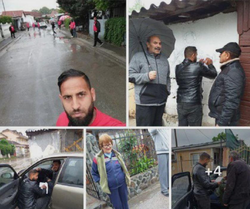 Вака се гласа во Шутка: Организирано се собираат луѓе и се носат на гласање (ФОТО)