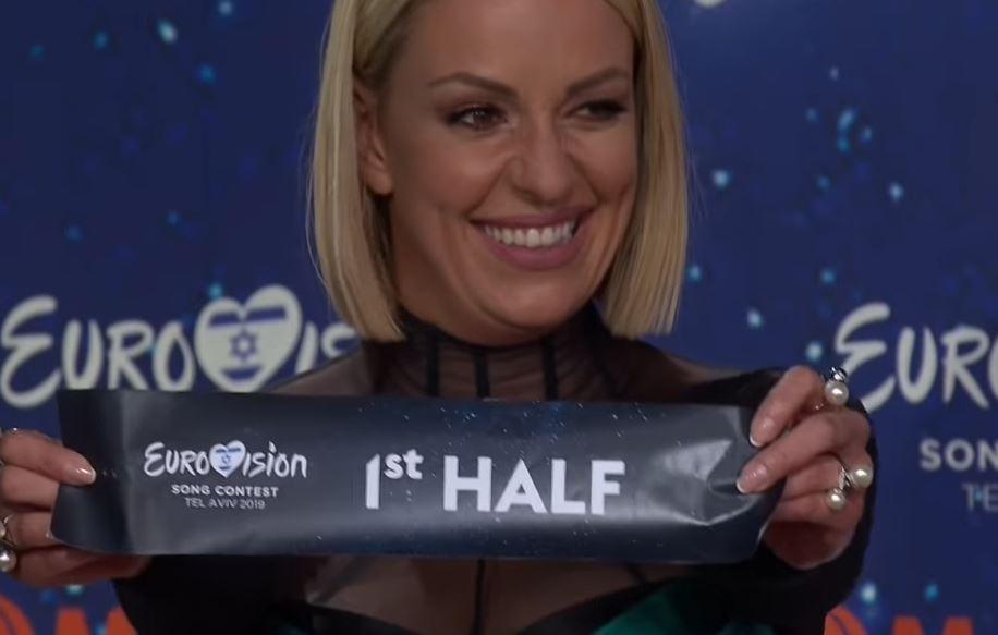 Тамара во финалето ќе пее во првата половина- овој реден број ќе и донесе среќа на Македонија! (ФОТО)