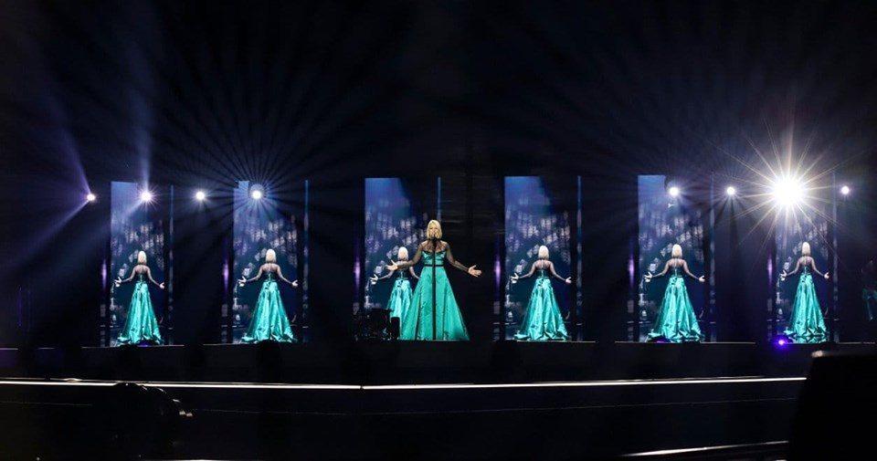 Моќен настап: Првата проба на Тамара во Тел Авив (ВИДЕО)