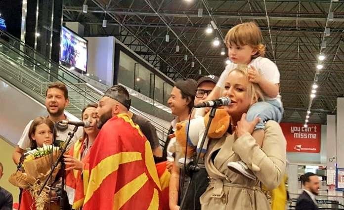По собирање на емоции: Тамара детално проговори за искуството на Евровизија, се чувствува како победник