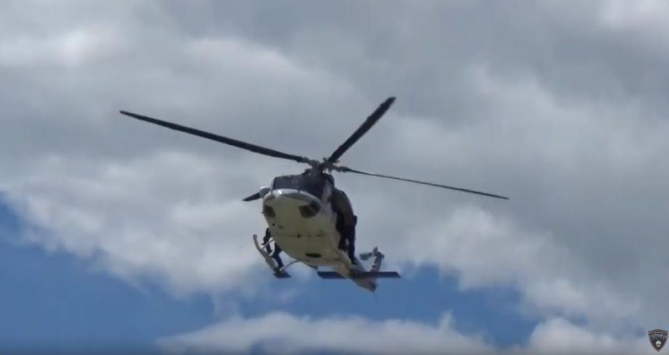 ВИДЕО: Дебар под полициска опсада, ЕБР, Тигрите и екипи на антитероризам на терен