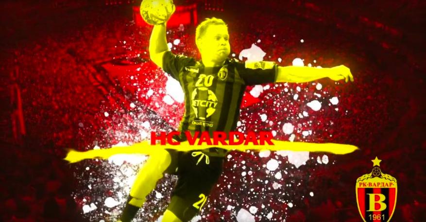 ВИДЕО: ЕХФ со моќно видео му посака добредојде на Вардар во Келн!