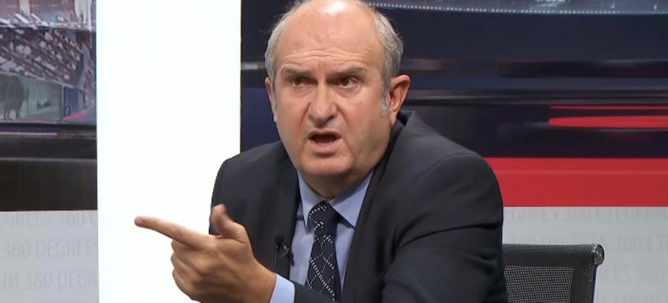 Лефков:Заев го постави Бучковски како стечаен управител од транзицијата и по теркот на 90-тите целосно ја приватизира меѓународната политика