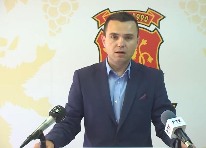 ВМРО-ДПМНЕ ОК Кавадарци: Народот ги казни штетните политики на оваа Влада