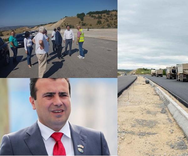 Дали власта која се кити со туѓи перја ќе излаже и овој пат: Автопатот Миладиновци- Штип по неколку безуспешни обиди конечно ќе биде пуштен