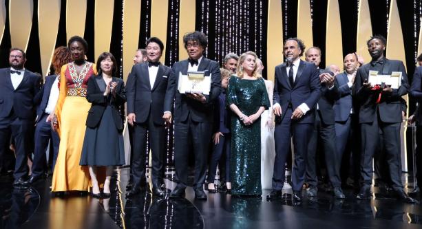 """Јужнокорејскиот филм """"Паразит"""" добитник на Златната палма во Кан"""