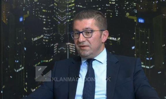 Мицкоски: Да ги оставиме национал-романтичните теми за Заев, треба да се решаваат проблемите на граѓаните