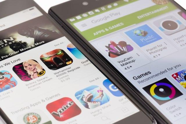 Апликации кои најмногу се користат од Play Store…