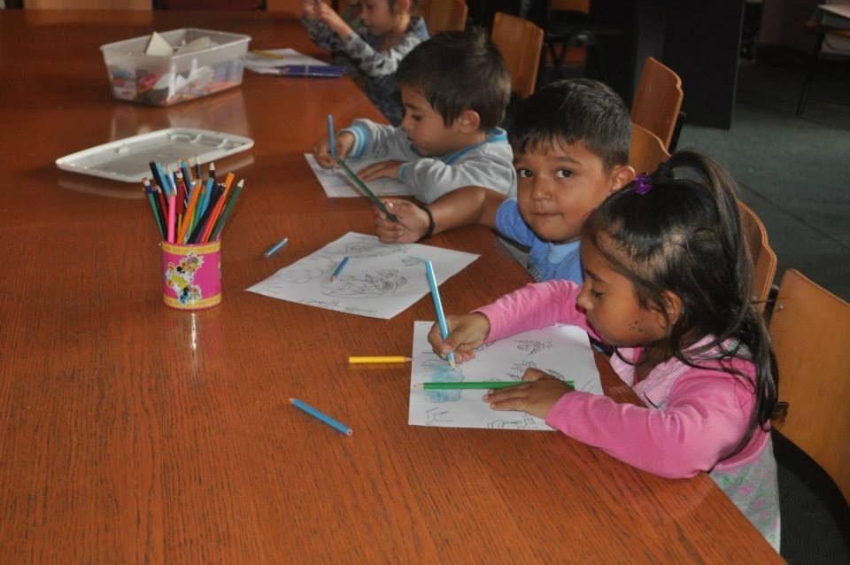 """""""Заедно за еднакви права на децата Роми"""""""