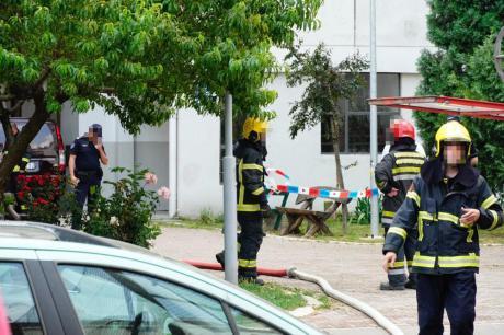 Очевидец за трагедијата: Мајката го фрли детето на бетон, а по неколку минути скокна и таа